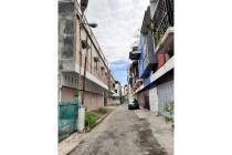 Town House Jalan Danau Singkarak Gang Pribadi Medan
