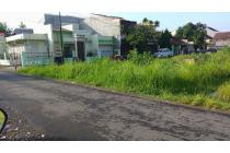 Tanah lokasi  Mantepp Lt 354 m2 Di Perum Gedongan Indah
