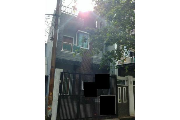 Rumah di kavling polri ukuran 6x22 14374516