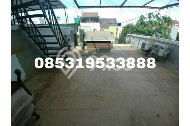 Rumah di kavling polri ukuran 6x22 14374608
