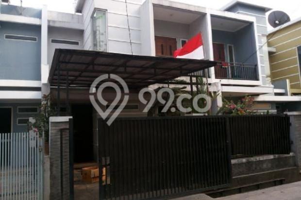Dijual Rumah Strategis Bebas Banjir di Bintara Bekasi (5782) 13960323