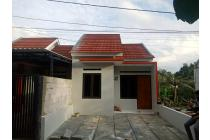 Rumah Bebas Banjir di Cilodong, Depok Harga 300, Dekat Stasiun Depok