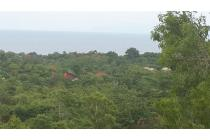 Di Jual tanah di labuan sahid jimbaran dengan view laut ( ng )