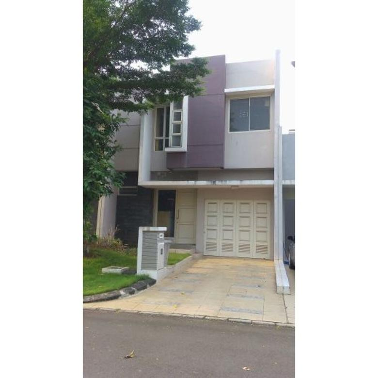 Dijual Rumah di The Springs, Cluster Canary, Gading Serpong, Tangerang
