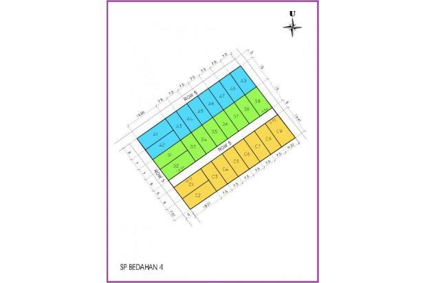 Rp232jt Tanah Dijual