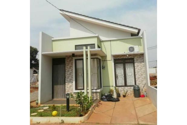 Rumah Pinggir Jalan Raya Dekat Metland Cileungsi. Tidak banjir