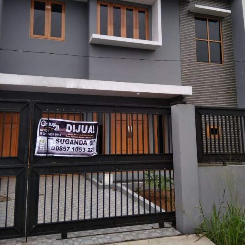 Jual Rumah Baru Perum Billy & Moon yg Jakarta Timur