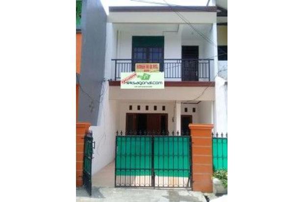 Dijual rumah di komp karyawan DKI pondok kelapa HKS4054 13960185