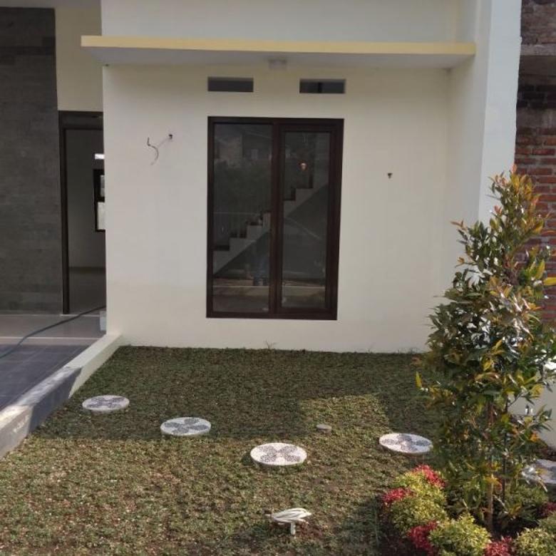 villa eksklusif di lembang, legalitas shm plus gratis biaya balik nama