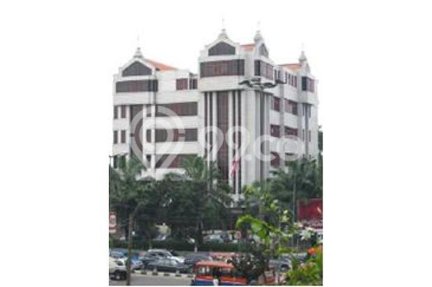Disewa Ruang Kantor 117 sqm di Graha Satria, Fatmawati, Jakarta Selatan 13881982