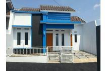Rumah cluster Tanah baru beji 150unit bebas banjir free bphtb