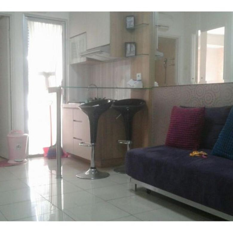 APT KALIBATA CITY- GREEN PALACE PALEM LOTUS 2BR->1BR LT 5 FURNISH BAGUS