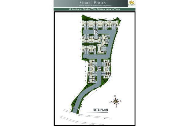 Rumah dilingkungan Asri dan Nyaman harga terbaik di Cibubur Jakarta Timur 17699333