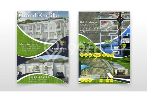 Rumah dilingkungan Asri dan Nyaman harga terbaik di Cibubur Jakarta Timur 17699378