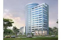 Dijual Ruang Kantor 432.6 sqm di Synthesis Tower 2, Tebet, Jakarta selatan