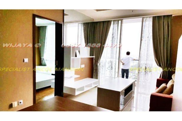 DISEWAKAN Apartemen Ancol Mansion 66m2 / 1 Kmr (Pacific) 11784371