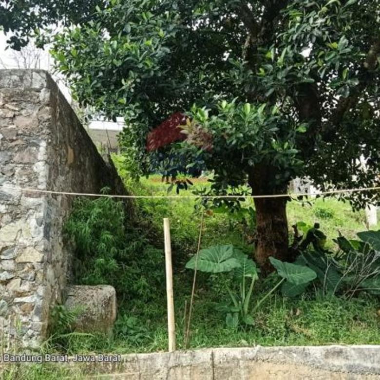 Tanah kavling ada 2 kavling cluster Dago Giri Residence