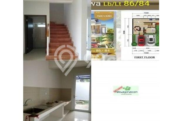 Rumah Dijual jl.raya narogong 202,rawa lumbu kota Bekasi hks5339 16845105