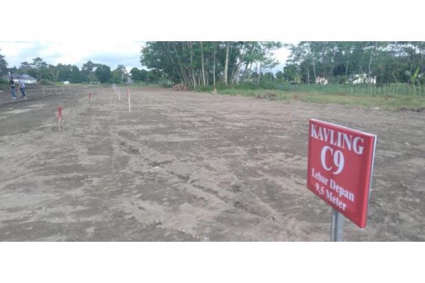 Rp409jt Tanah Dijual