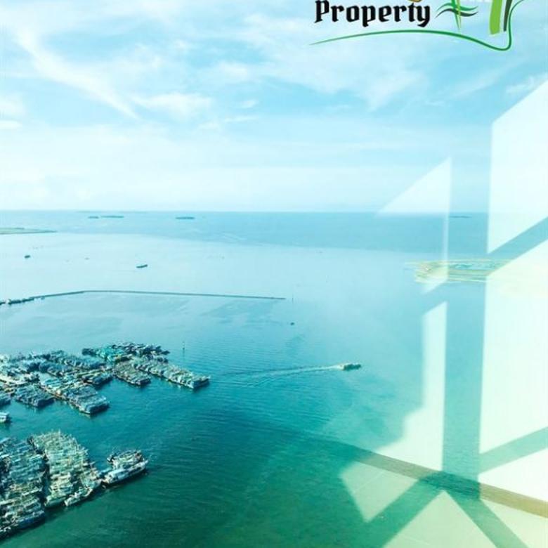 Stok Trbatas 2br Penthouse Multy View Green bay Pluit Greenbay
