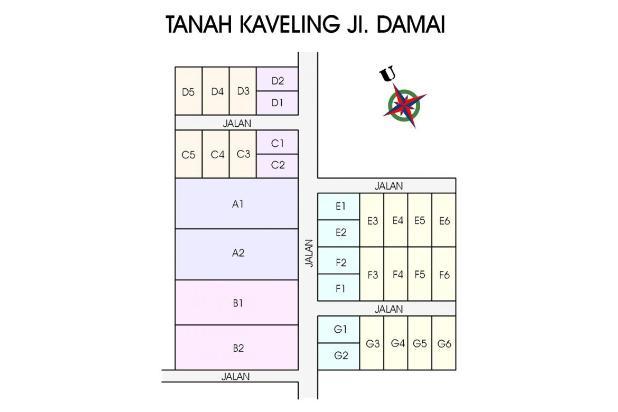 Tanah Jakal KM.9 Suasana Tenang 4 jt/m2 17699367