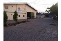 Dijual Gudang Rajeg Pasar Kemis bisa industri tapi non limbah