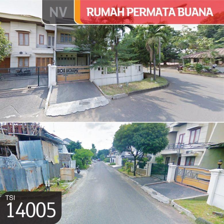 Rumah Permata Buana, Jakarta Barat, 15x25m, 2Lt, SHM