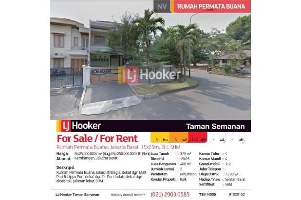 Rp9,37mily Rumah Dijual