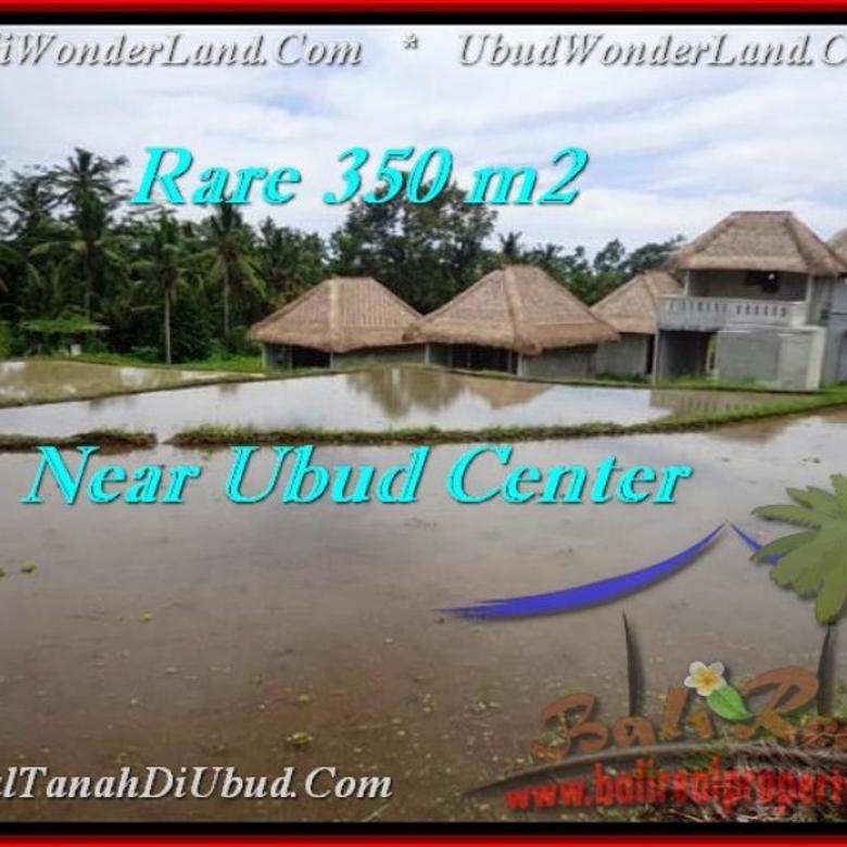 View sawah link villa 350 m2 di Ubud Tegalalang