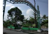 Tanah strategis di timur gapura obyek wisata Tlatar Boyolali