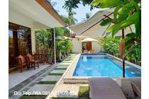 Dijual Murah Villa dekat Pantai di Gili Air Lombok