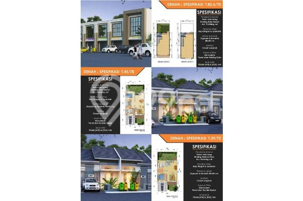 Dijual Rumah impian harga menawan di D'SPRING RESIDENCE 18978258