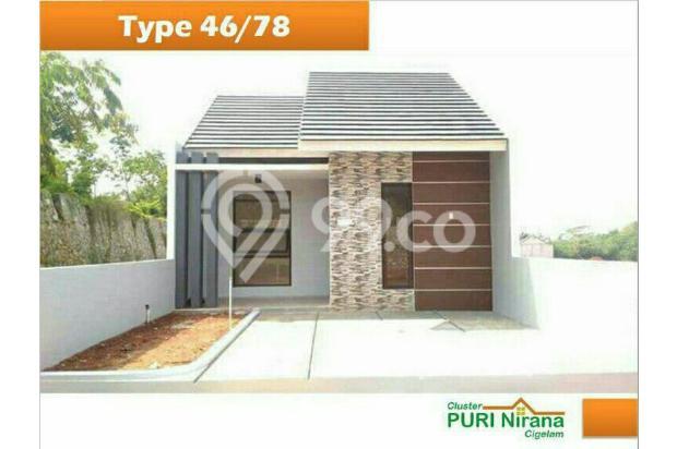 Dijual Rumah Di Puri Nirana Cigelam 15146250