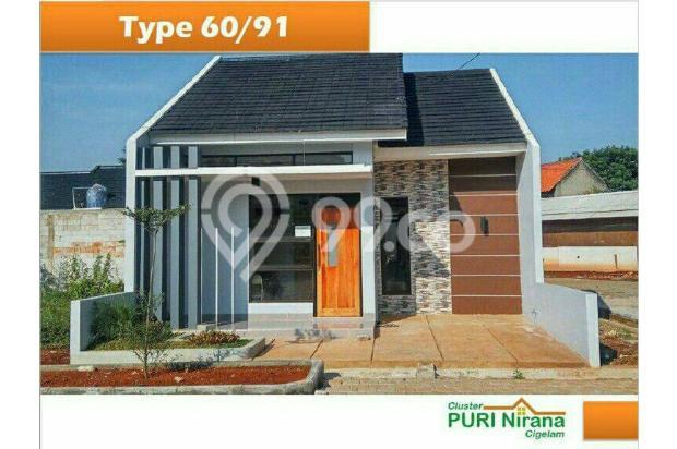 Dijual Rumah Di Puri Nirana Cigelam 15146258