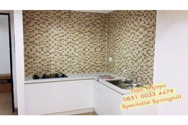 DISEWAKAN Apartemen Springhill Kemayoran (79m2) 1 Br – View Golf & City - B 13416239