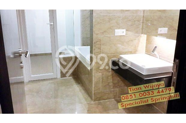 DISEWAKAN Apartemen Springhill Kemayoran (79m2) 1 Br – View Golf & City - B 13416243