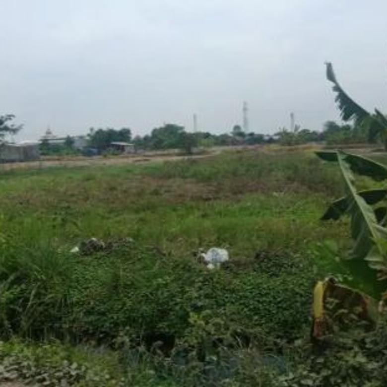 Dijual Tanah Siap Bangun di Jl. Industri Sedati, Sidoarjo