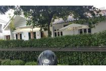 Rumah luas hook di Rawamangun, pinggi jalan raya