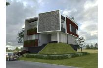 Rumah PIK Pantai Indah Kapuk Cluster BGM LT 330m2 Brand New View Danau Elegant