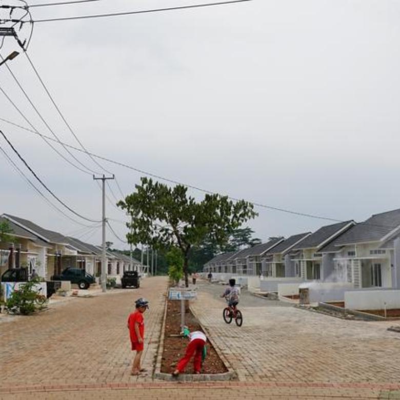 Rumah Berkualitas Terbaik Dalam Kawasan di Tajurhalang Bogor