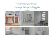 Sasmaya Village rumah nyaman cocok untuk keluarga kecil baru