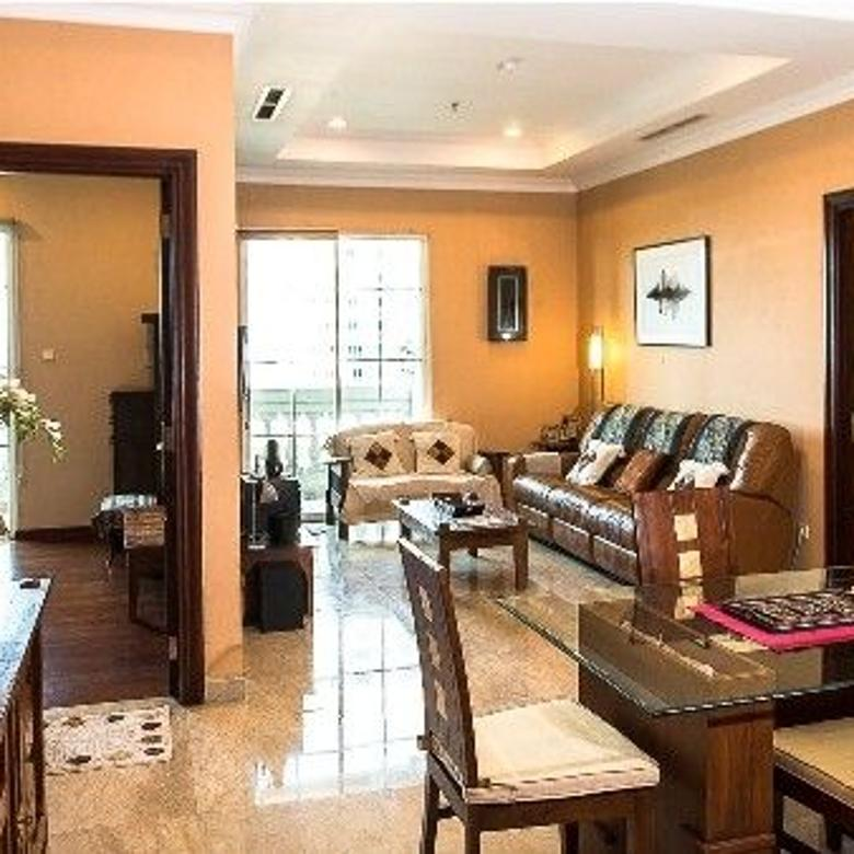 Apartemen Mewah Furnished Belleza permata Hijau