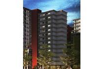Dijual Apartment Gateway Park, Studio Type, Dekat dengan Lrt