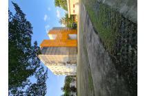 Gedung Serba Guna Harga Hitung Tanah Saja, Lokasi Bagus Dekat Mabes TNI Cilangkap Bambu Apus Jakarta Timur