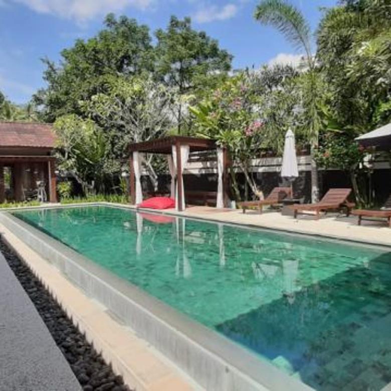 Villa di daerah Senggigi