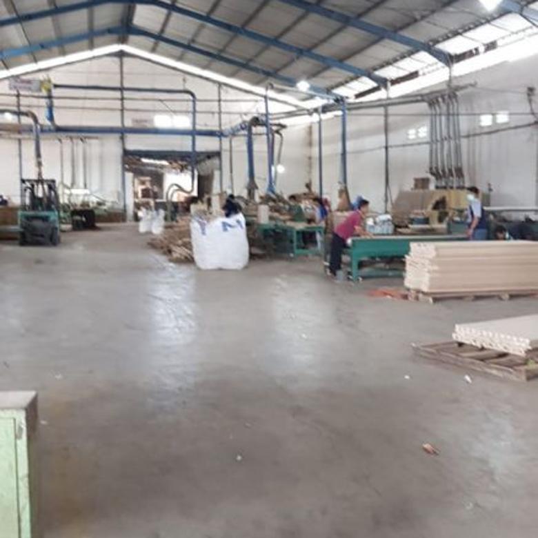 Dijual Pabrik Masih Aktif Driyorejo, Karangandong, Gresik (TD)