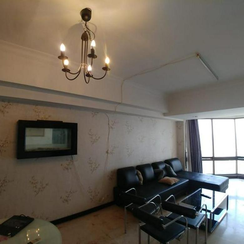 apartemen taman anggrek 2kt, lantai sedang, harga murah