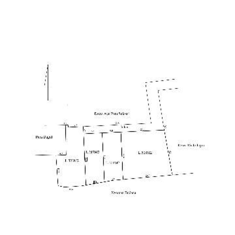 Tanah kavling di central ubud cuma 4 unit