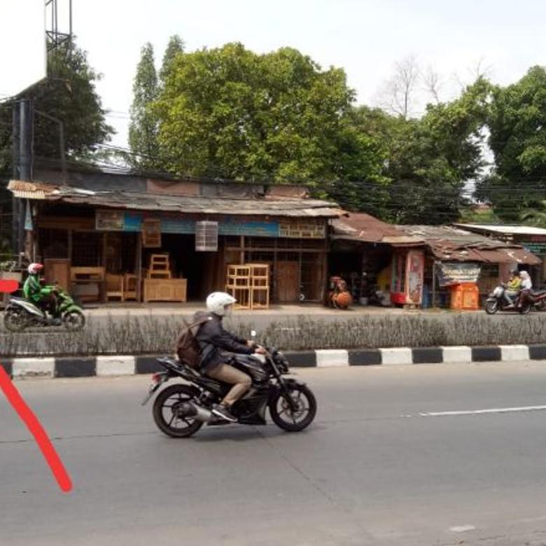 Lenteng Agung Raya, SHM, Area Komersil, @ 15 Jt/m2 nego (yt)