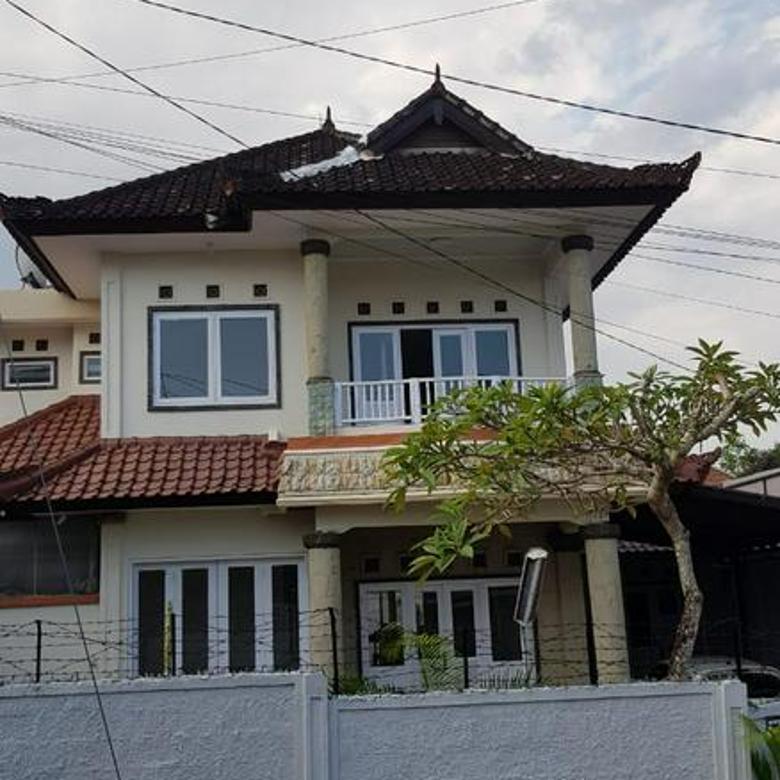 Rumah style villa di tegal cupek umalas badung